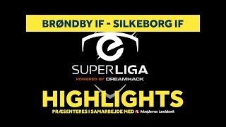 eSuperliga: Udebanemål blev afgørende mod Silkeborg   brondby.com