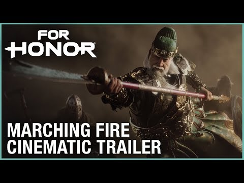 For Honor: E3 2018 Marching Fire Cinematic Trailer | Ubisoft [NA]