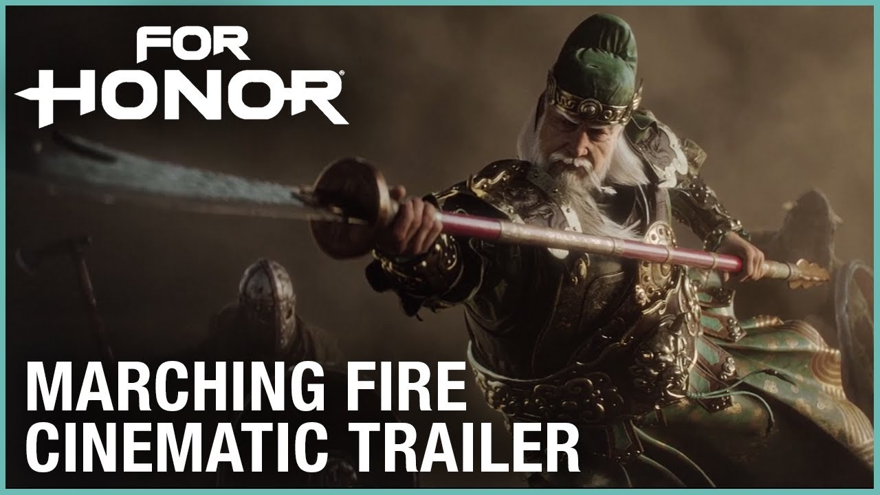 For Honor: E3 2018 Marching Fire Cinematic Trailer | Ubisoft [NA] image