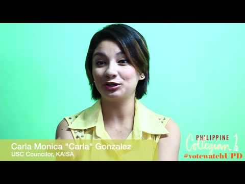 (Kule Interviews) KAISA Councilor Carla Monica Gonzalez