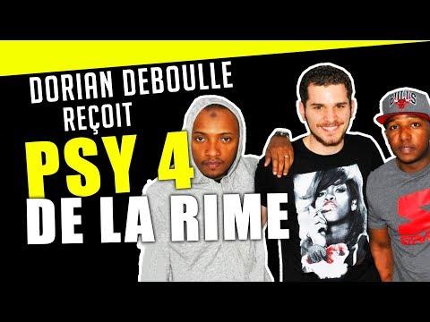 Dorian Deboulle interview Psy 4 De La Rime
