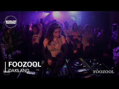 FOOZOOL Boiler Room Oakland DJ Set