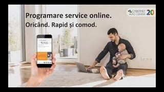 Programare Service Booking Online @ Cybernet Auto Center