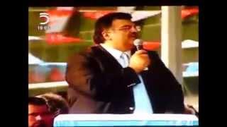 Erol Erdoğan - Doğu Türkistan Mitingi Açılış Konuşması