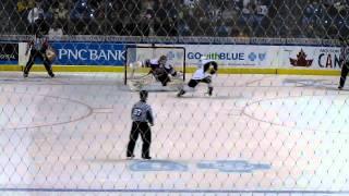 Brian Lerg Shootout Goal