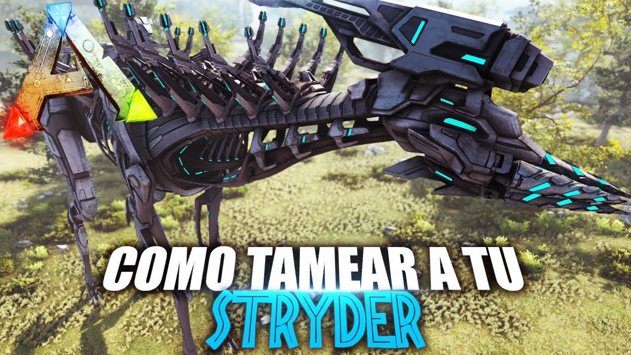 Download COMO TAMEAR A TU STRYDER | Guia Español | Ark: Survival Evolved