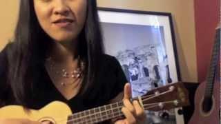 Beginner Ukulele - Lesson 7 (Bubbly)
