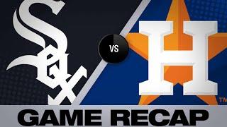 5/22/19: Tilson, Jimenez lead White Sox past Astros