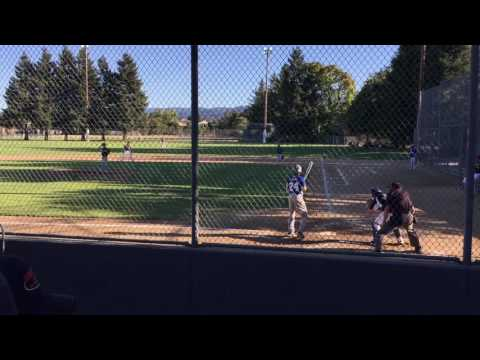 Ian-Wooldand vs. Mountain View Babe Ruth All Stars Sate Tournament 13u