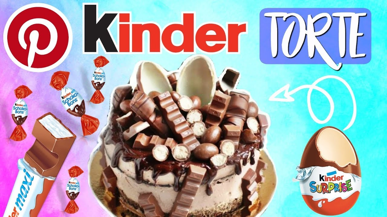 Kinderriegel Eis Torte Kinderriegel Torte Ohne Backen Pinterest Rezept Im Live Test