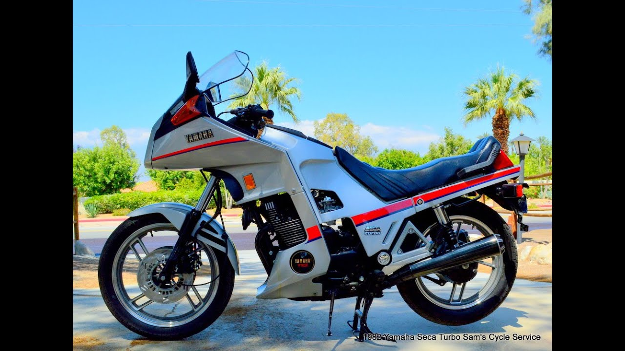 Yamaha Seca Turbo For Sale