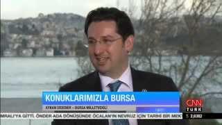 Bursalılar 'Burada Hayat Var'da BURSA'yı anlatıyor | CNN Türk | 15.03.2015 | 1. BÖLÜM