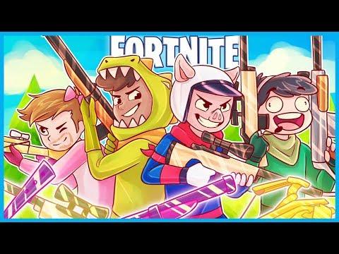 *NEW* SNIPER SHOOTOUT V2 Mode in Fortnite: Battle Royale! (Fortnite Funny Moments and Snipes)