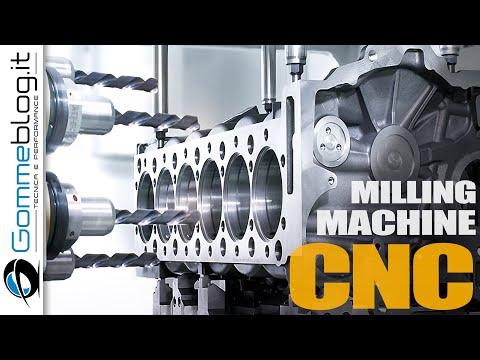 Engine Block Casting Production - Car Factory CNC Lathe ⚙ ASMR