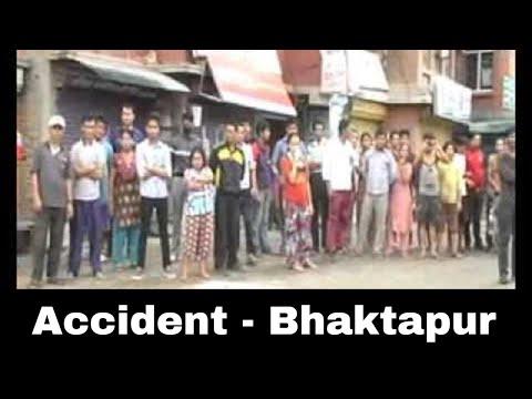 Accident - Bhaktapur