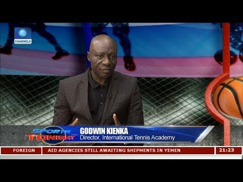 Tennis Development In Nigeria Pt 1 | Sports Tonight |