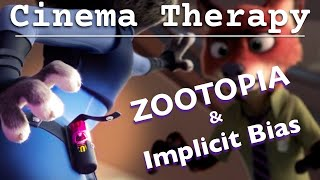 Therapist Reacts to Implicit Bias in ZOOTOPIA