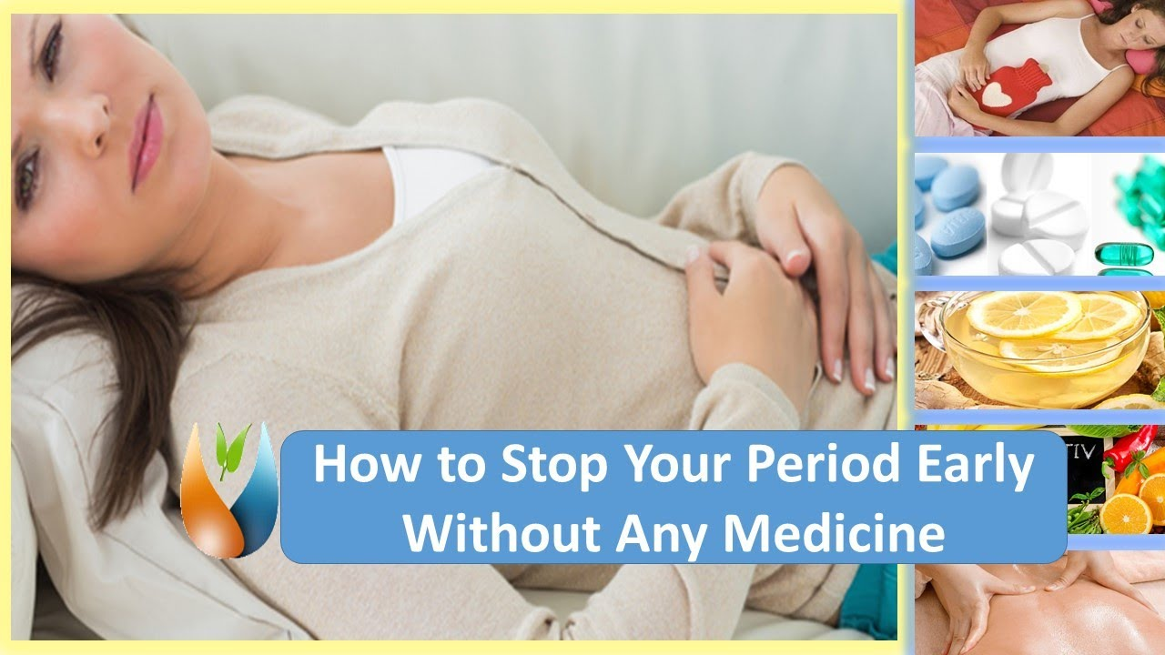 Medicine For Early Periods - Health Tips and Music
