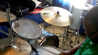 Corinne Bailey Rae - Closer (Drum Cover)