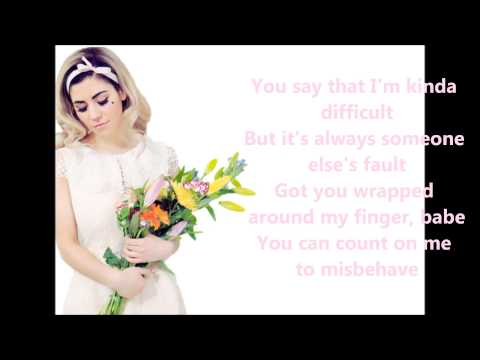 ♡ Marina and The Diamonds  Primadonna acoustic Lyric  ♡