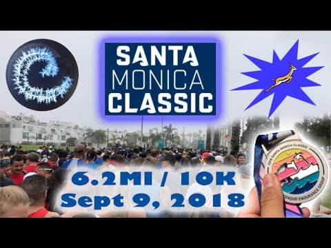 Santa Monica Classic 10K FULL RACE