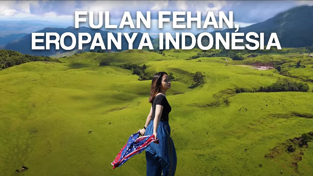SURGANYA INDONESIA, NUSA TENGGARA TIMUR | #GritteKemanaLagi