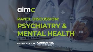 AIMC JUL 8 - Psychiatry & Mental Health Panel
