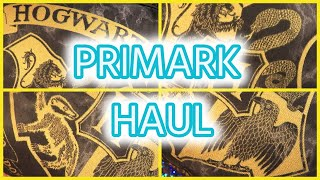 Primark Haul Februar Harry Potter, Harry Potter und mehr Harry Potter :-D- Einfach Perfekt,Unperfekt