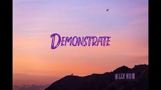 Yung Garzi - Demonstrate (Lyrics Video)