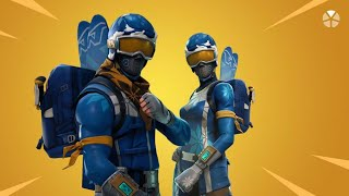 ALPINE ACE & MOGUL MASTER SKINS ARE BACK! - FORTNITE BATTLE ROYALE