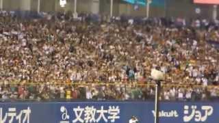 2013年7月20日 マツダオールスターゲーム2013第2戦 神宮球場 千葉ロッテ...
