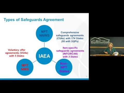 Strengthened Safeguards:  Evolution of the IAEA Safeguards System