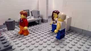 Legodary Bricks - Switching Body Parts