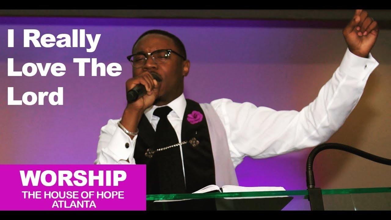 I Really Love The Lord song by Pastor Reginald Sharpe, Jr.