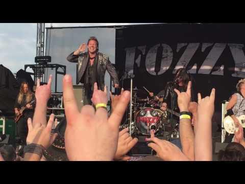 Fozzy - Judas - Live Northern Invasion 2017