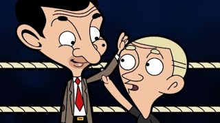 Battle Bean | Episode Compilation | Mr Bean Cartoon World