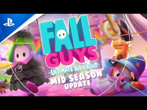 Fall Guys - Season 2.5 Update | PS4