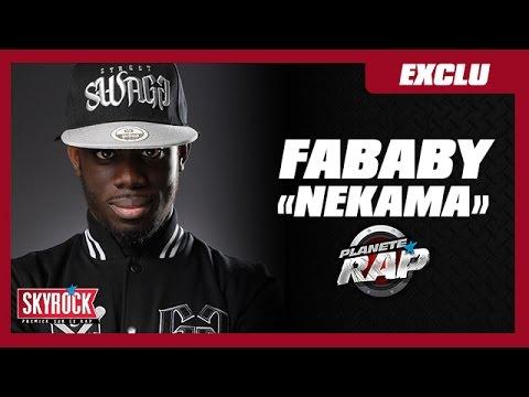 "Fababy ""Nekama"" en live #PlanèteRap"