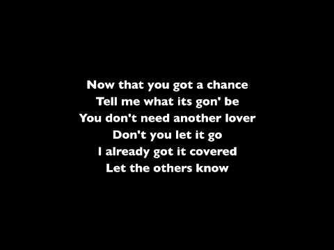 Rihanna Jump Lyric Video