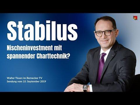 Stabilus - Spezialitätenperle für das Depot?