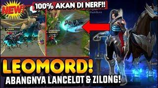 Fighter IMBA yang PUNYA 6 SKILL TERSAKTI SEDUNIA!! | 💥NEW HERO LEOMORD! | Mobile Legend