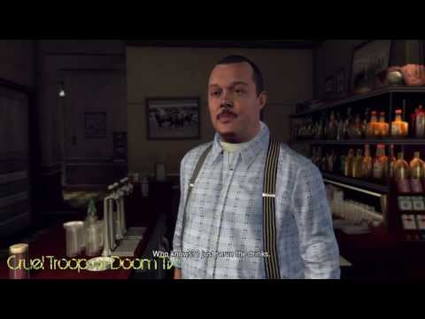 L.A. Noire: Perfect Interrogation - Dudley Lynch At Ray's Bar [Marriage Made In Heaven Case]
