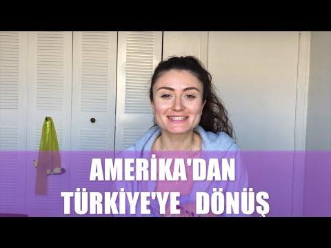Amerika'dan Türkiye'ye Neden Dönüyoruz? | Hayaller Ve Nedenler | Peki Kanalım?
