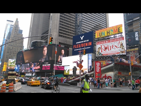 New York City Tour - America Vlog #07 [FullHD]