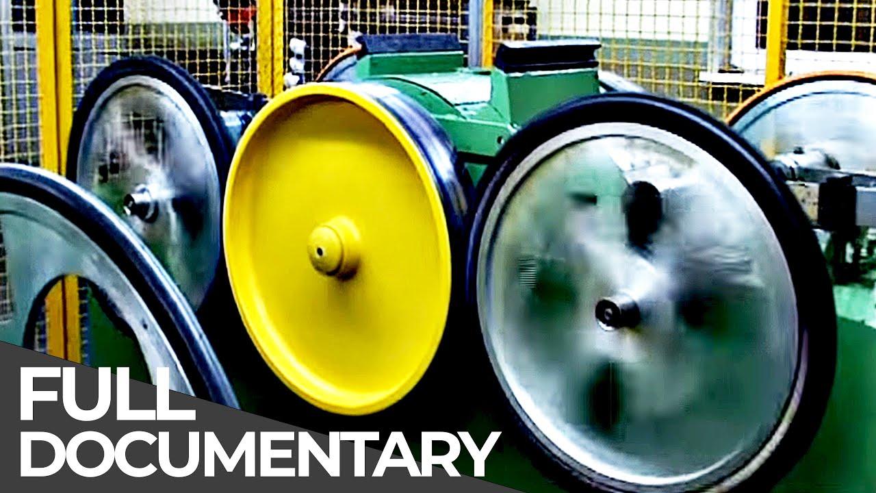 ► HOW IT WORKS | Bike Tyres, Spring Rolls, Ski Goggles, Oak Barrels | Episode 15 | Free Documentary