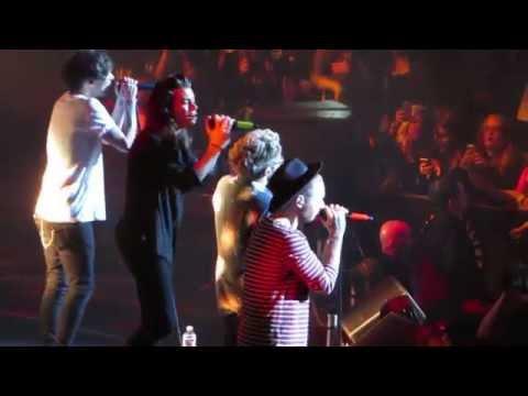 Jingle Ball Dallas 12/1/15 - One Direction (full set)