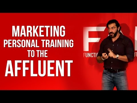 Marketing Personal Training To The Affluent