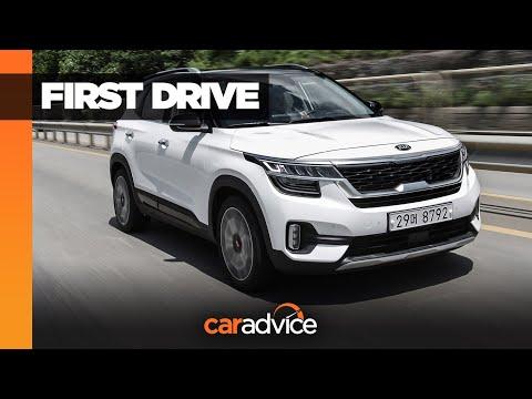 2020 Kia Seltos | Kia small SUV test