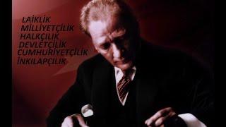 Atatürk İlkeleri - Açıklamalı