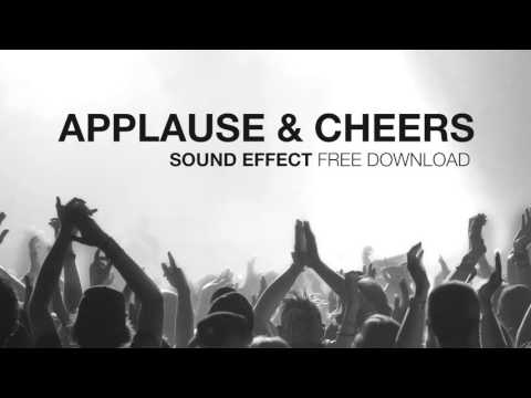 Crowd Applause & Cheers (Long) Sound Effect (Free Download)